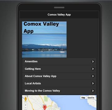 Comox Valley App screenshot 2