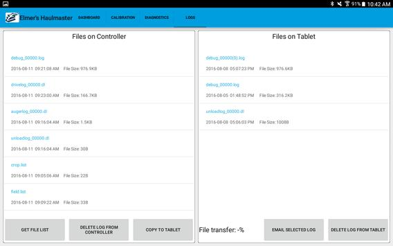 Elmer's HaulMaster Connect screenshot 3