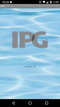 IPG poster