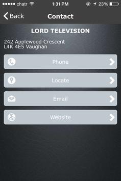 Lord TV screenshot 4