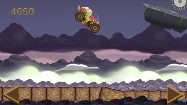 OCTOPUS CRAZY DRIVER screenshot 3