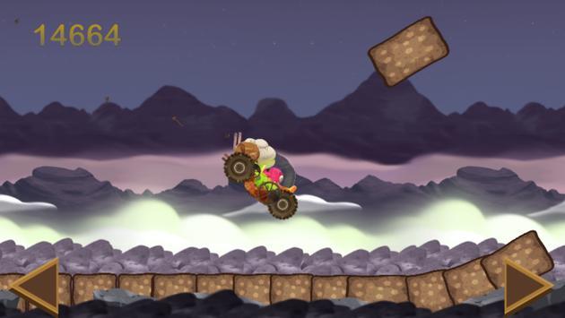 OCTOPUS CRAZY DRIVER screenshot 4