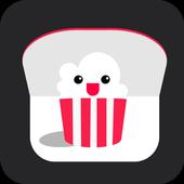 Popcorn - Movies & TV icon