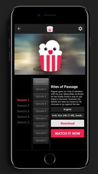 Popcorn - Movies & TV apk screenshot