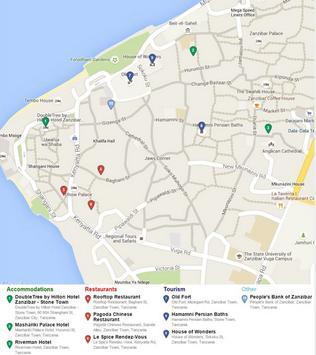Zanzibar map descarga apk gratis viajes y guas aplicacin para zanzibar map captura de pantalla de la apk gumiabroncs Gallery