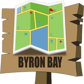 Byron Bay Map icon
