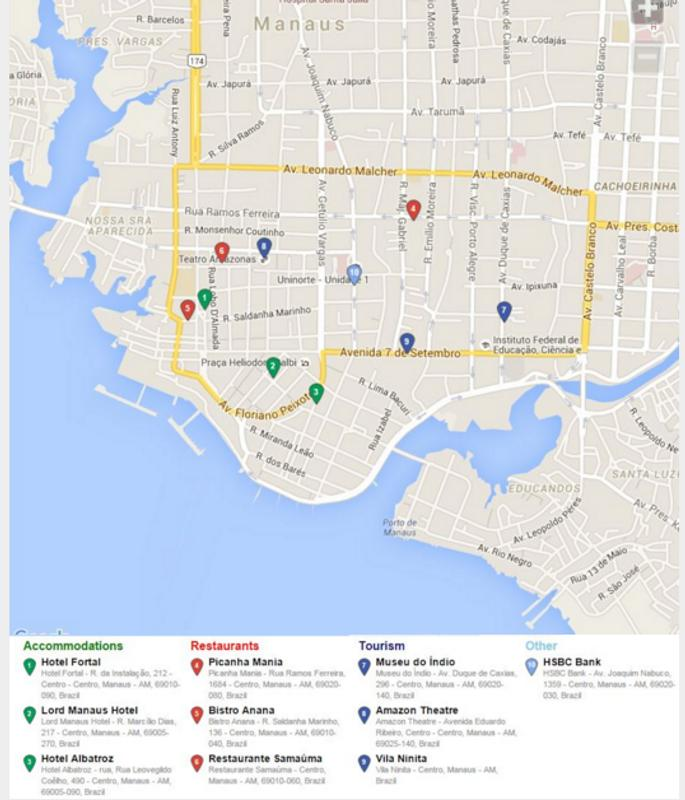 Manaus Map for Android - APK Download