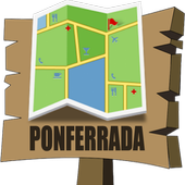 Ponferrada Map icon
