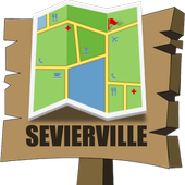 Sevierville Map icon