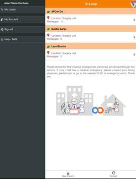 KLoop apk screenshot