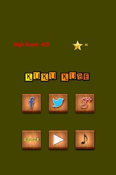 Kuku Kube apk screenshot