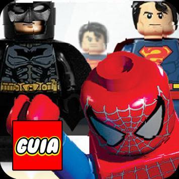 Fandon: DC Super Heroes poster
