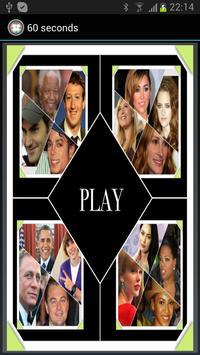 Celebrity Trivia Quiz Game poster