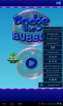 Dodge The Bubble screenshot 1