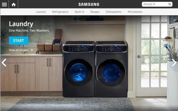 Samsung Home Appliance screenshot 5