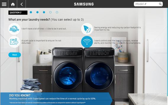Samsung Home Appliance screenshot 8