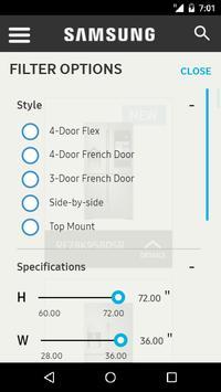 Samsung Home Appliance apk screenshot
