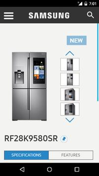 Samsung Home Appliance screenshot 3