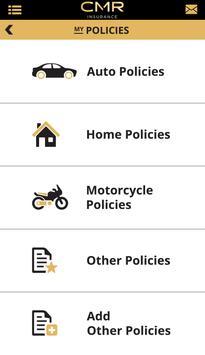 CMR Insurance Online apk screenshot