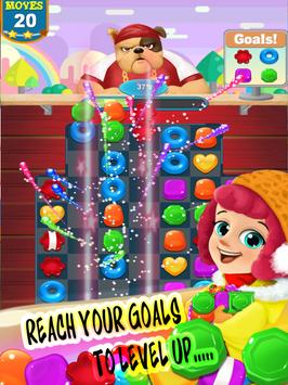 Candies Mix and - Match 3 puzzle Game FREE poster