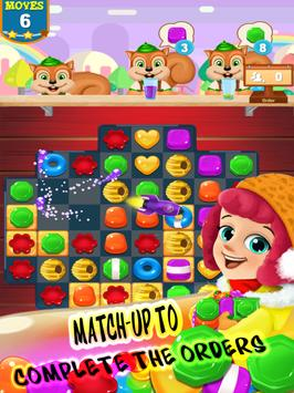 Candies Mix and - Match 3 puzzle Game FREE screenshot 13