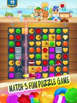 Candies Mix and - Match 3 puzzle Game FREE screenshot 1