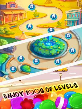 Candies Mix and - Match 3 puzzle Game FREE screenshot 9