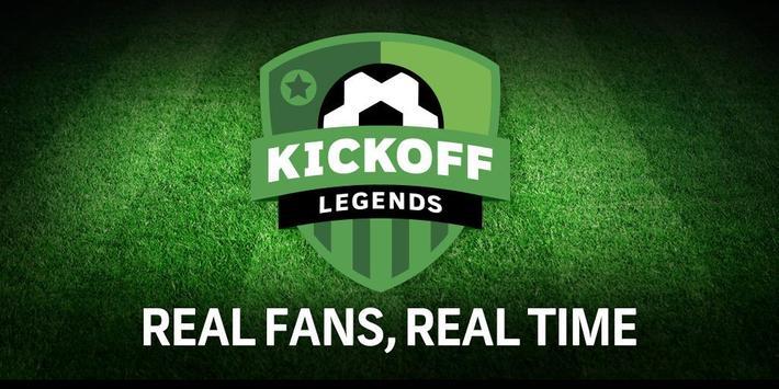 Kickoff Legends poster