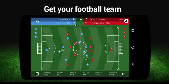 Kickoff Legends apk screenshot