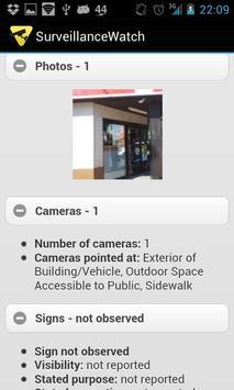 Surveillance Watch apk screenshot
