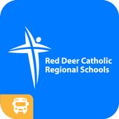 Red Deer Catholic Bus Status icon
