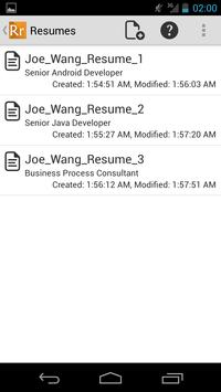 Resume Ready Lite Apk Download Free Business App For Android