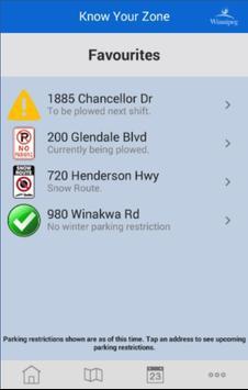 Winnipeg - Know Your Zone screenshot 2
