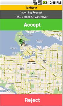 TaxiNow - Find a Taxi Now apk screenshot