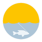 Methods and techniques for anglers. icon