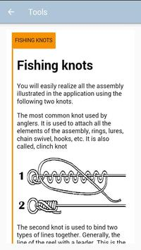 Methods and techniques for anglers. screenshot 10