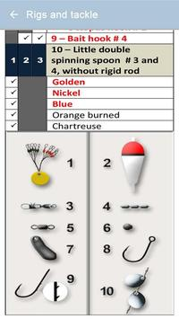 Methods and techniques for anglers. screenshot 12