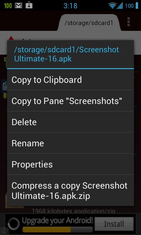 Android ftp client apk