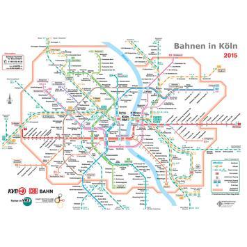 Cologne U Bahn Map screenshot 1