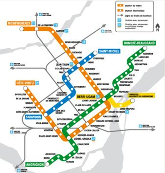 Montrrsl Subway Map.Montreal Subway Map For Android Apk Download