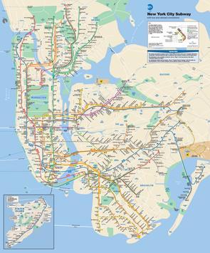 New York Subway Map screenshot 1