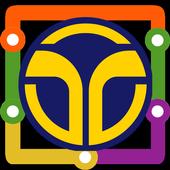 Sacramento Subway Map icon
