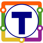 Stockholm Metro Map icon