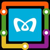 Tokyo Metro Map icon