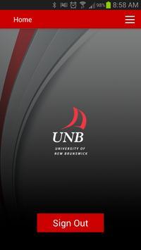 UNB poster