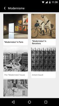 Museu Nacional, Barcelona (EN) screenshot 2