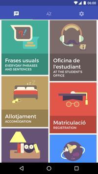 University Conversation Guides poster