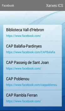 XarxesICS apk screenshot