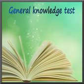 General knowledge test icon