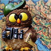 World tourist guide icon